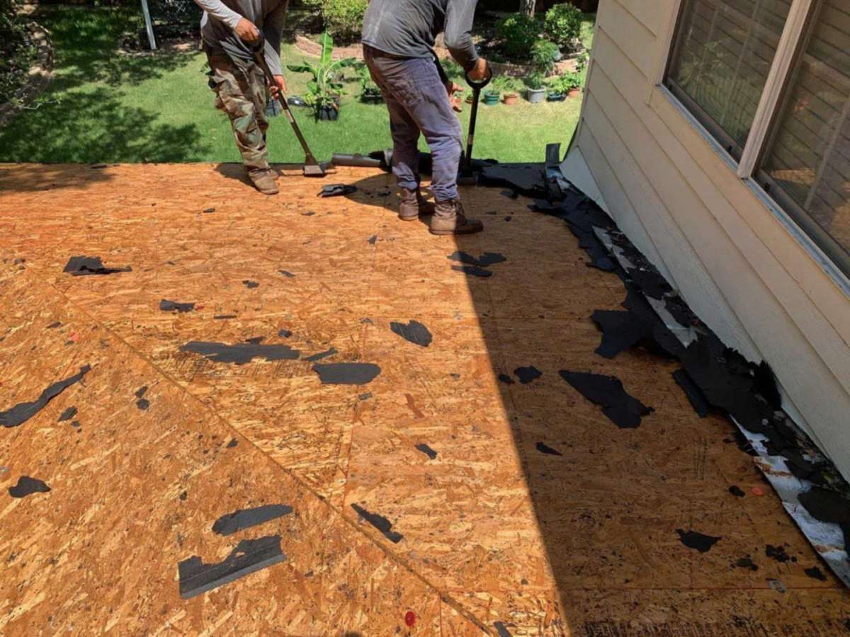 How Long Will a Roof Replacement Near Me Dallas TX Take?